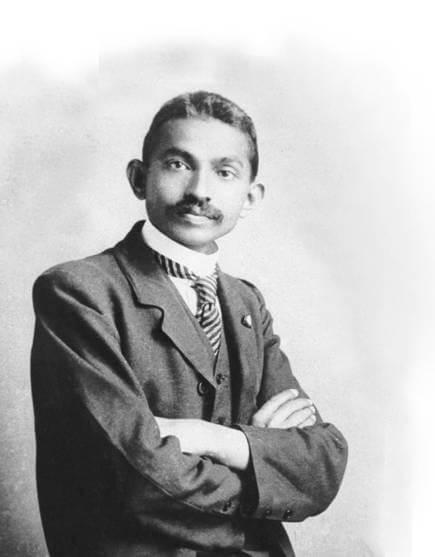 Mahatma gandhi information in marathi
